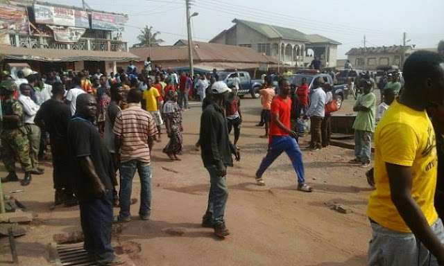 [Video] Old-Tafo, Kumasi Clash: One Dead, Several others injured