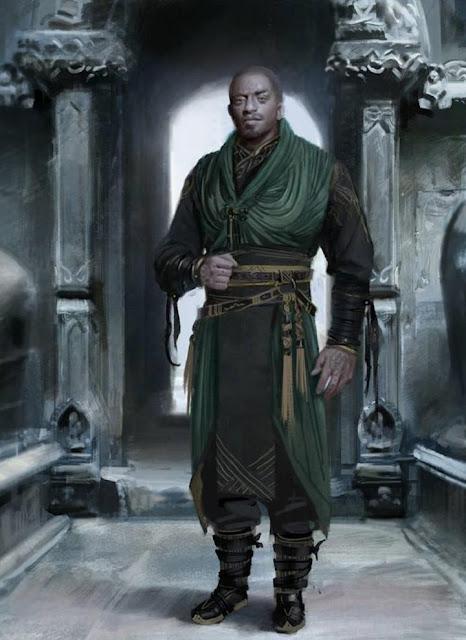 Karl Mordo fue interpretado por Chiwetel Ejiofor