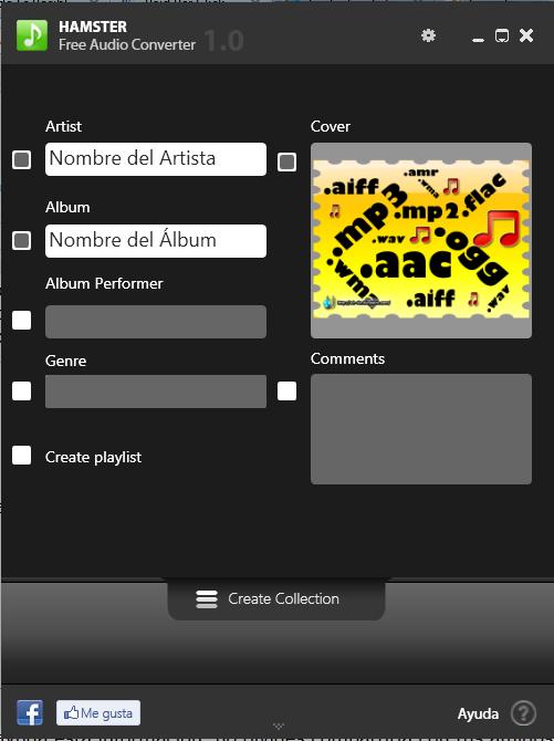 Anexando información adicional a las pistas de audio
