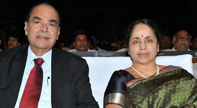 Rana Daggubati's grandparents