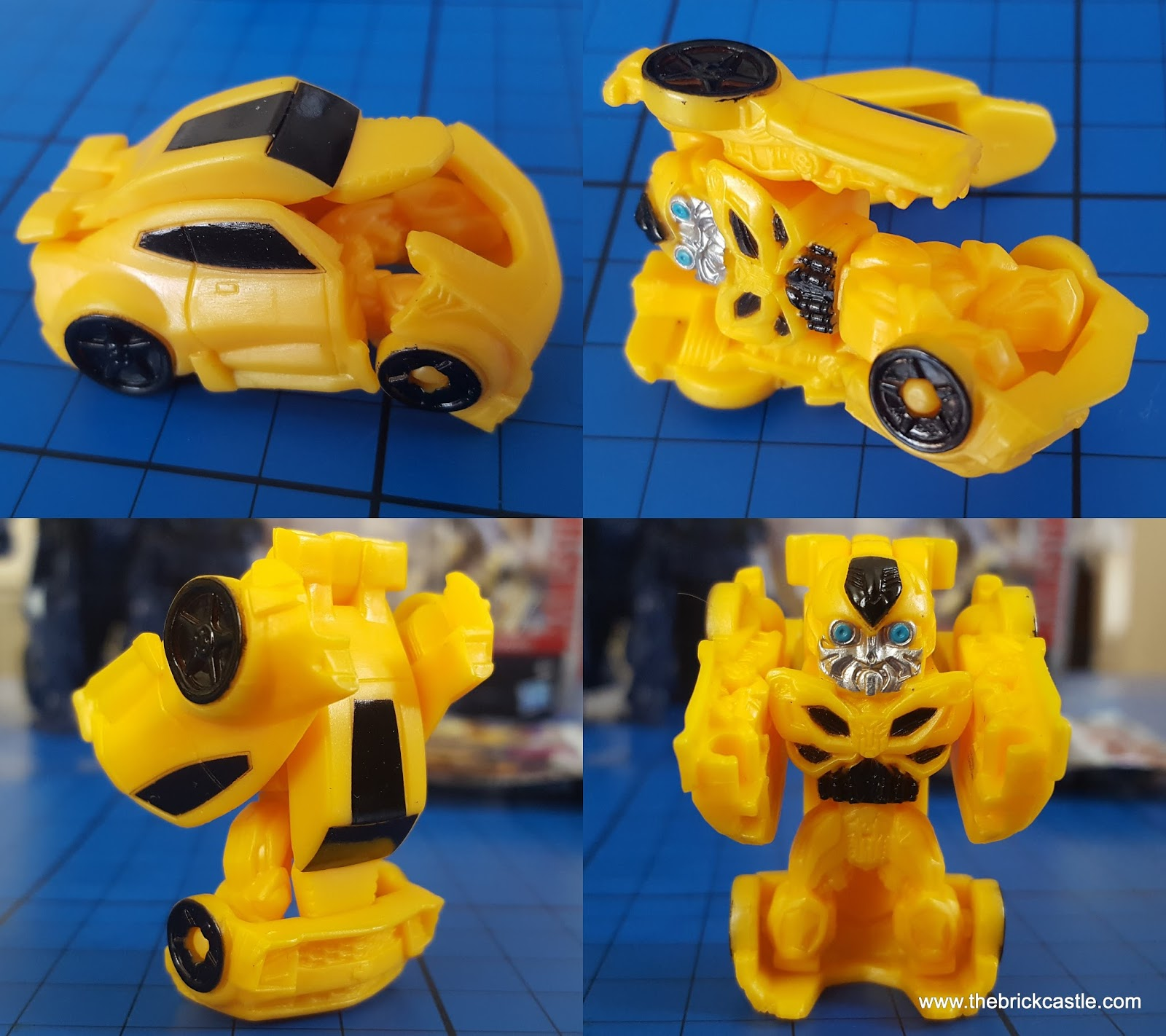 The Brick Castle: Hasbro Transformers 1-Step Turbo