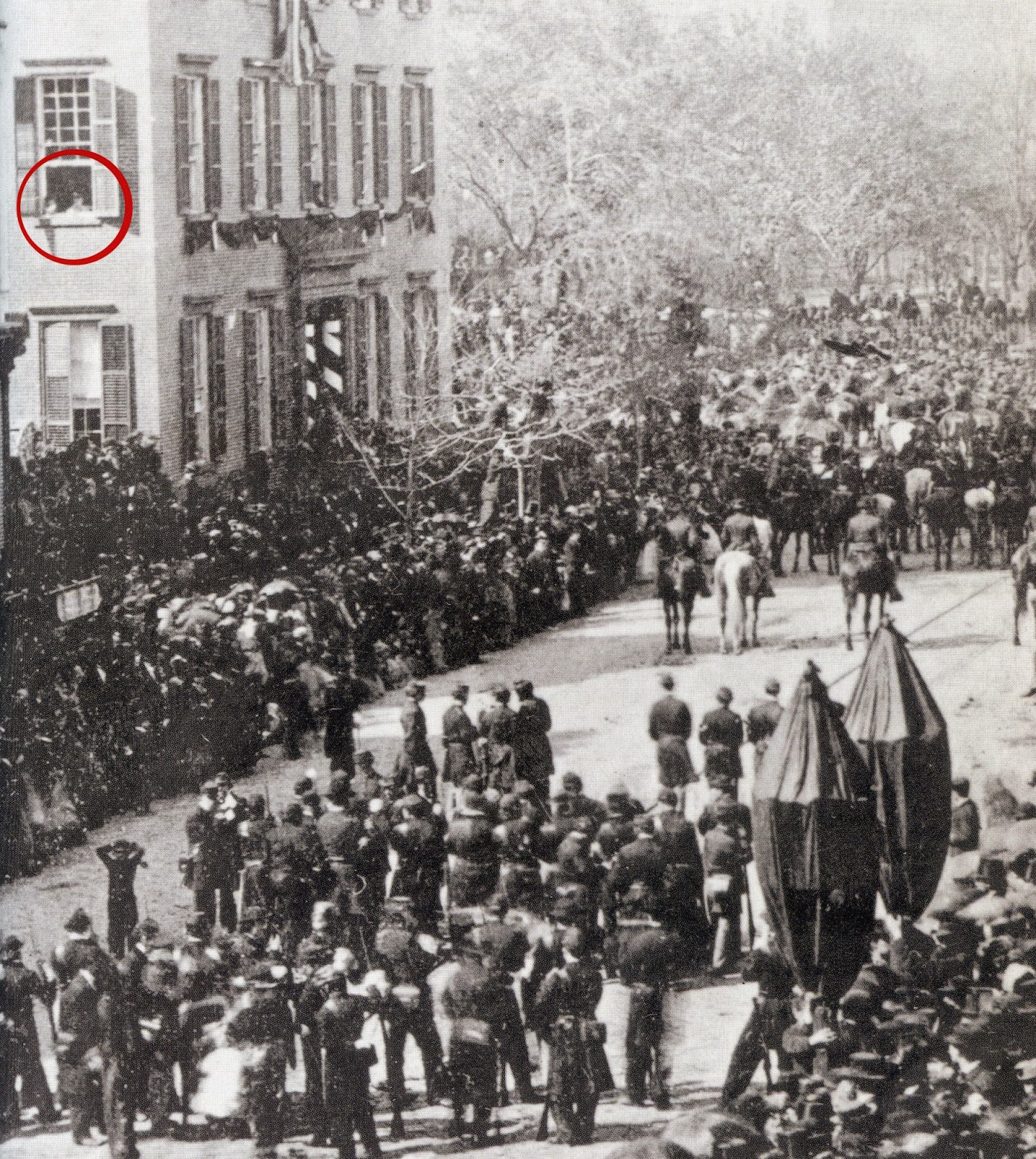 James Nevius: Teddy Roosevelt and Lincoln's Funeral