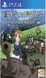 6391c8f573969a83c650e9e3964384b099fd2a9a - Girls und Panzer Dream Tank Match PS4-DUPLEX