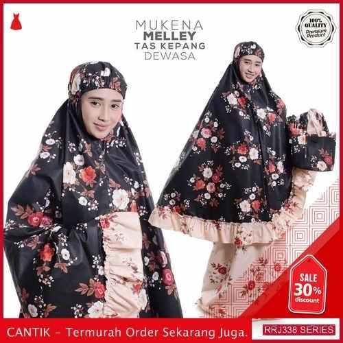 Jual RRJ338M196 Mukena Mukena Melley Wanita Black Ts Terbaru BMGShop