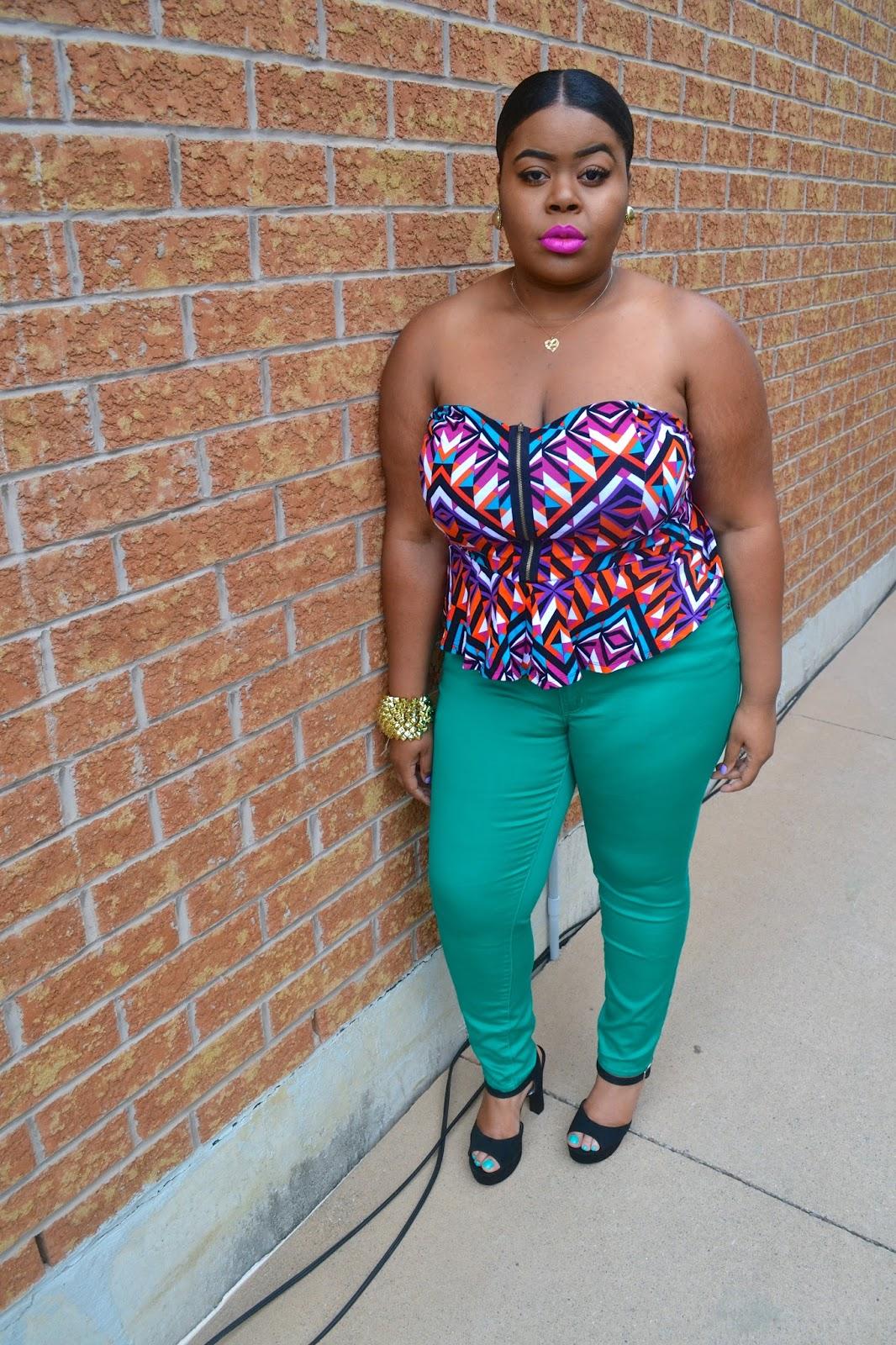 Fat ebony mature
