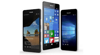 Microsoft Lumia 950XL, smartphone, Windows phone