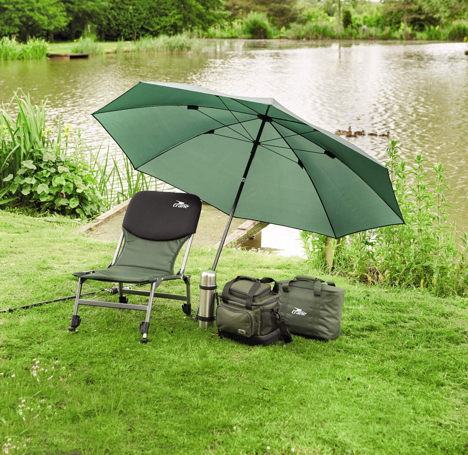 Fishing Chair Crane Wooden Garden Chairs Uk Review Aldi Range The Test Pit