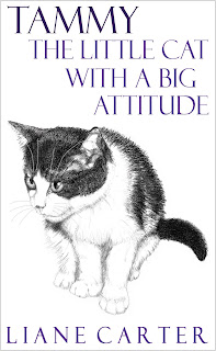 Tammy, The Little Cat with a Big Attitude Book Cover