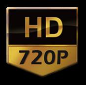 Full HD 720p