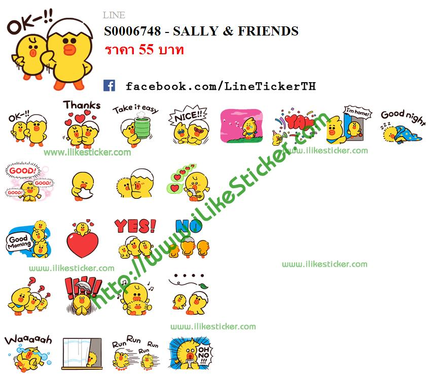 SALLY & FRIENDS