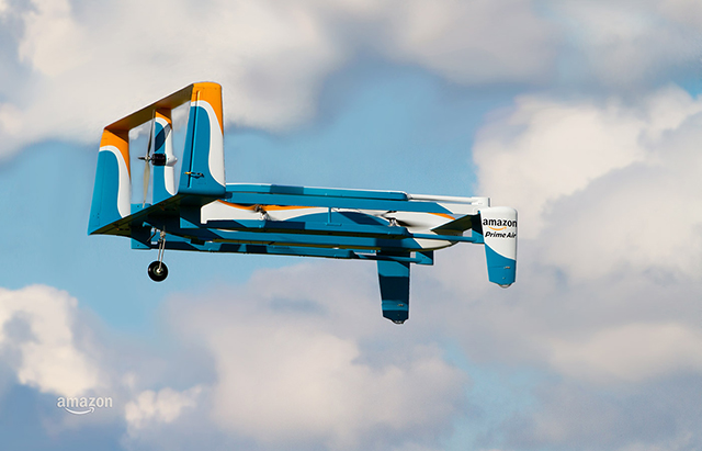 Amazon-will-use-the-product-safely-parachute-down-drone