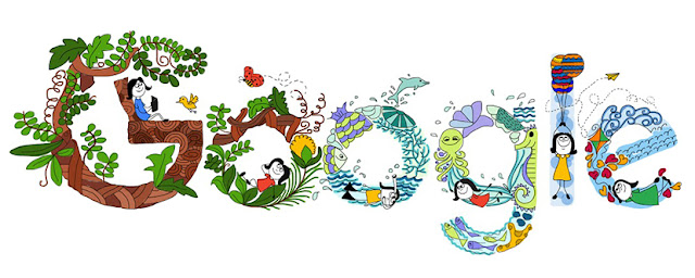 Doodle 4 Google - Children's Day 2016 (India)