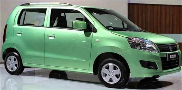 Maruti Wagon R 7 Seater MPV Mileage