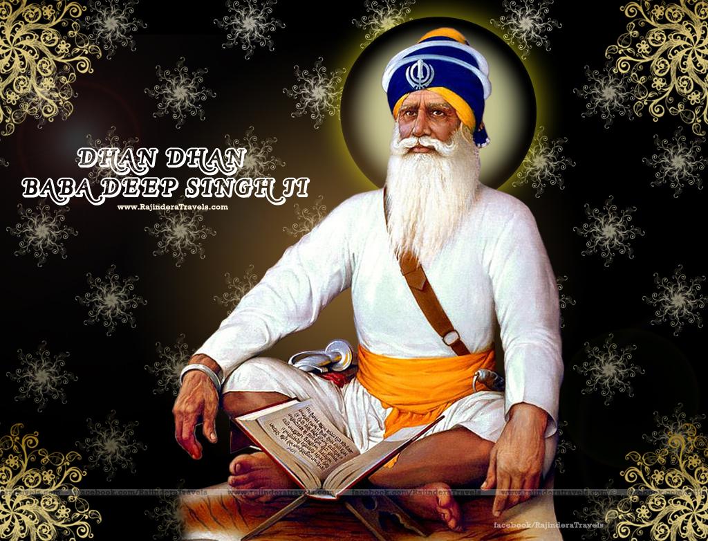 Baba Deep Singh Ji Wallpaper Hd Rajindera Tour Amp Travels Dhan Dhan Baba Deep Singh Ji