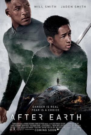 Hình Ảnh Diễn Viên Trong Bộ Phim Trở Về Trái Đất - After Earth 2013 (TS)