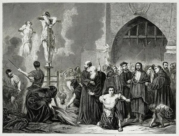 Spanish inquisitions