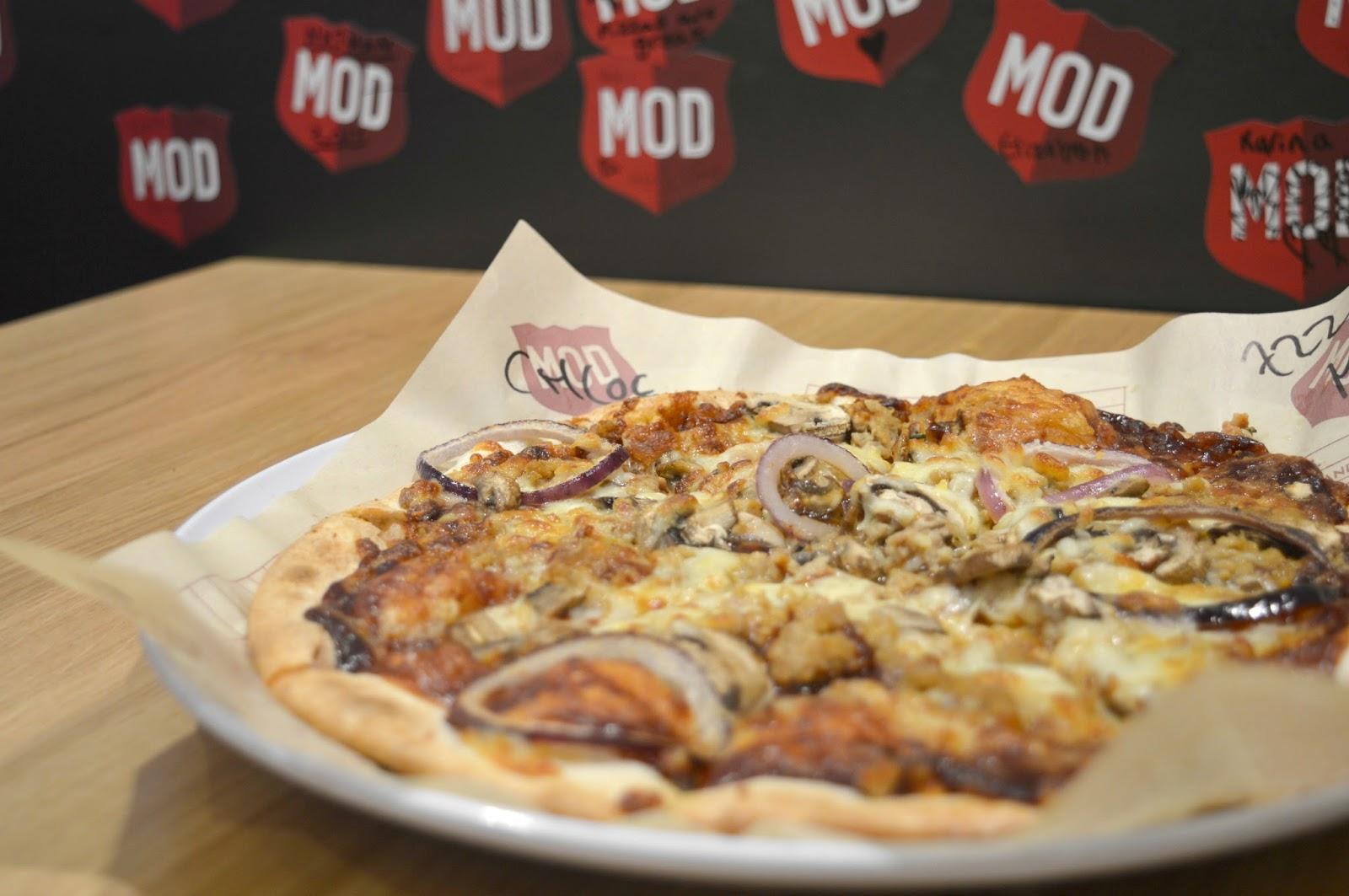 MOD Pizza, Metrocentre