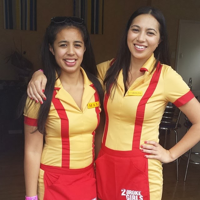 cosplay two broke girls