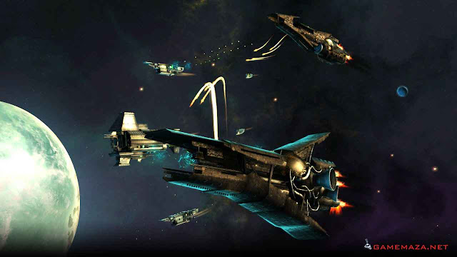 Endless Space Gold Gameplay Screenshot 2
