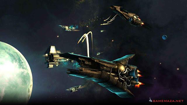 Endless Space Gold Gameplay Screenshot 2