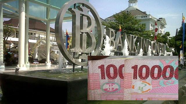 Silahkan Simak Penjelasan Bank Indonesia Tentang Uang Kertas Dengan Logo Mirip PKI..