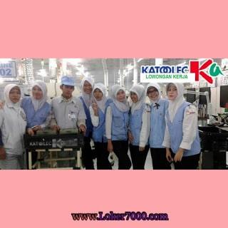 Loker PT Katolec Indonesia 2019 - 2020