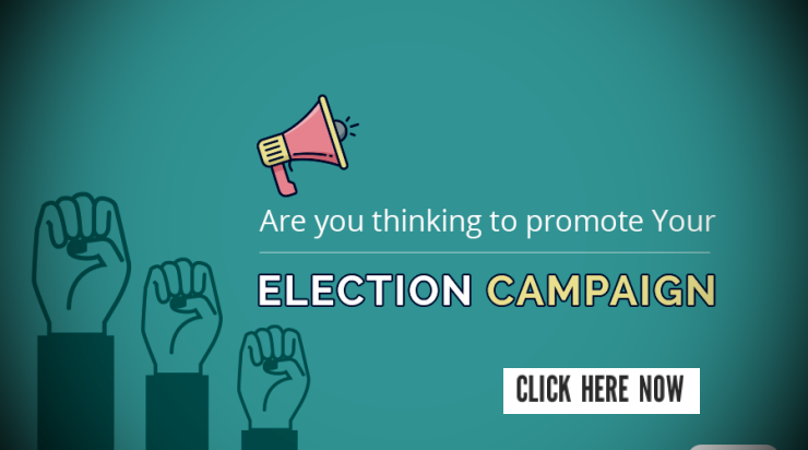PROMOTE YOUR POLITICAL CAMPAIGN