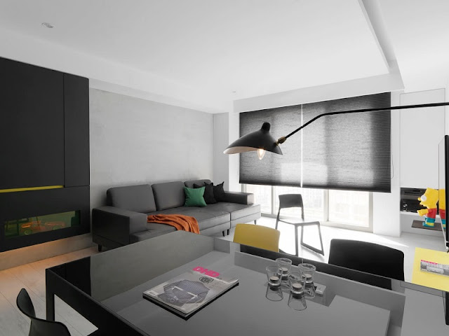Black and White Apartment Interior Ideas Black and White Apartment Interior Ideas Black 2Band 2BWhite 2BApartment 2BInterior 2BIdeas 2B1