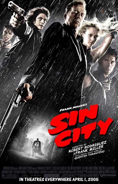 Sin City Law movie