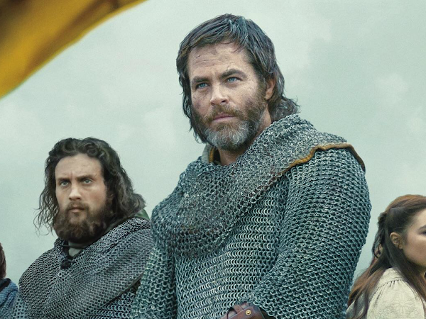 Movie Review: 'Outlaw King' (2018)