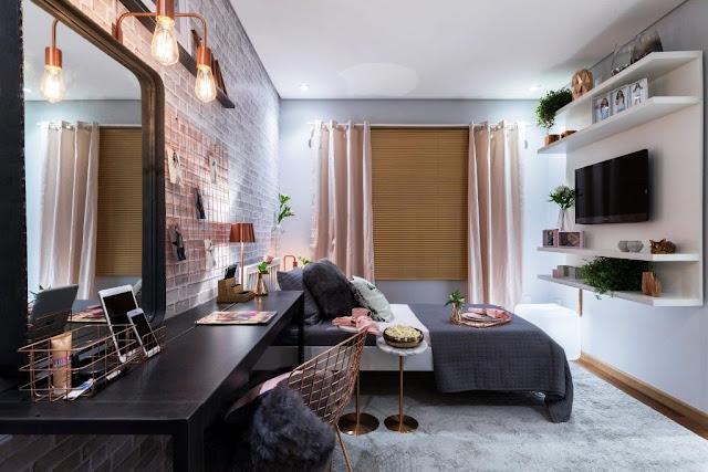 industrial -room- decoration