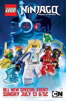 Lego Ninjago Masters Of Spinjitz [Latino]