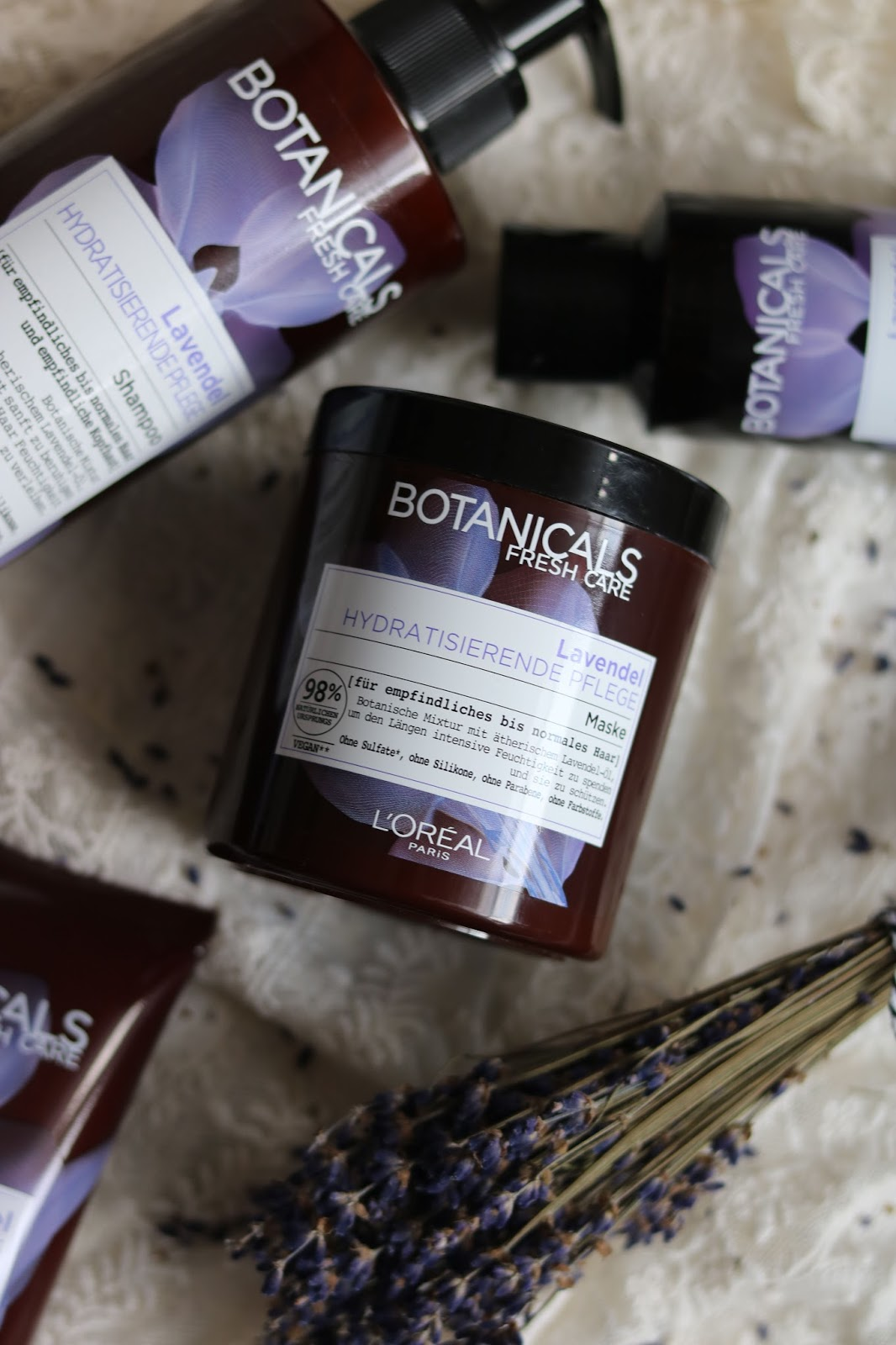 l orà al paris botanicals fresh care hydratisierende pflege