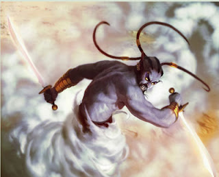 8 Makhluk Mitologi dari Arab dengan Kekuatan Gaib