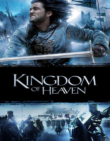 Poster Of Kingdom of Heaven 2005 Hindi Dual Audio 650MB BluRay 720p ESubs HEVC Free Download Watch Online downloadhub.in