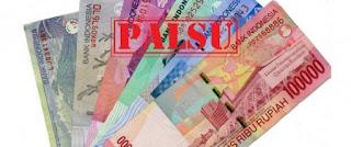 Tindak Pidana Pemalsuan Uang