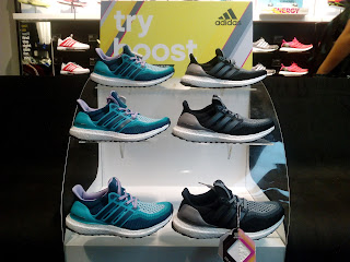 9f5558e3337b18 Want more Boost in your running game  Then take a look at these new color  drops for the Adidas Ultra Boost. Black colorway are always a thumbs up for  most ...
