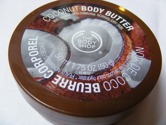 A picture of The Body Shop Coconut Body Butter