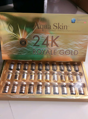 Aqua Skin 24K Royale Gold (Swiss)