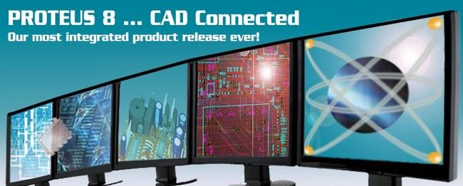 Proteus Professional 8.6 Full โปรแกรมออกแบบวงจรอิเล็กโหลดฟรี