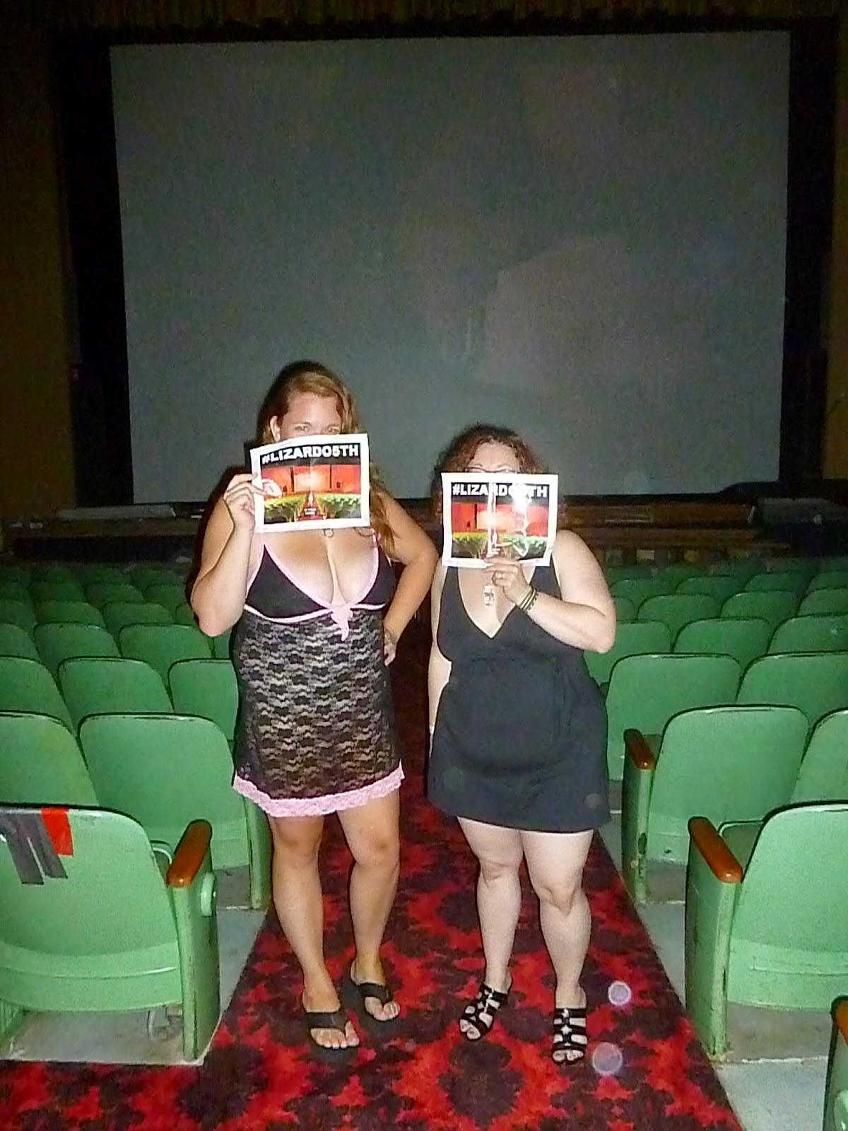 Movie stick it girl naked