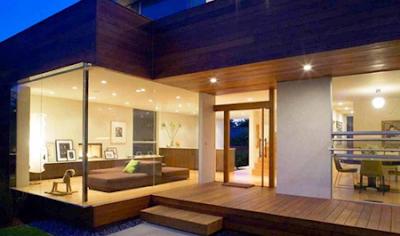 inspirasi desain rumah mewah