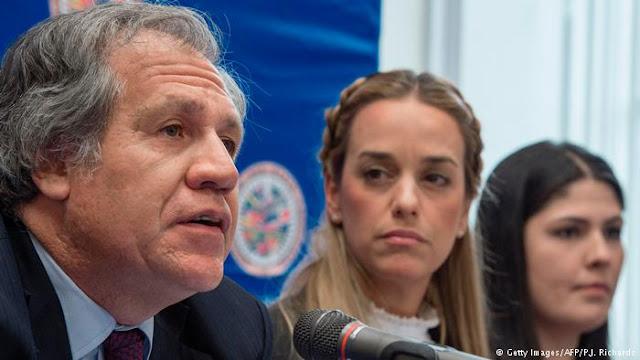 """Almagro: Venezuela está en """"momento decisivo"""" ante consulta popular"""