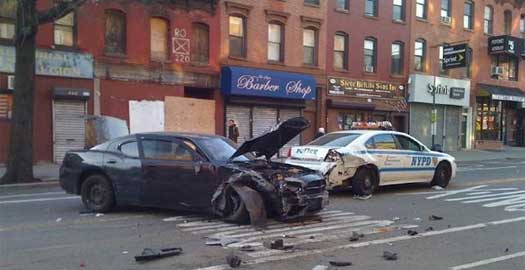 T O T  Private consulting services: NYPD: Two Drunk-Driving