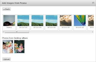 Saving Watermarked Photos to Picasa