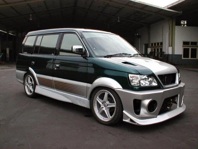 Dunia Modifikasi Galeri Foto Modifikasi Mobil Mitsubishi