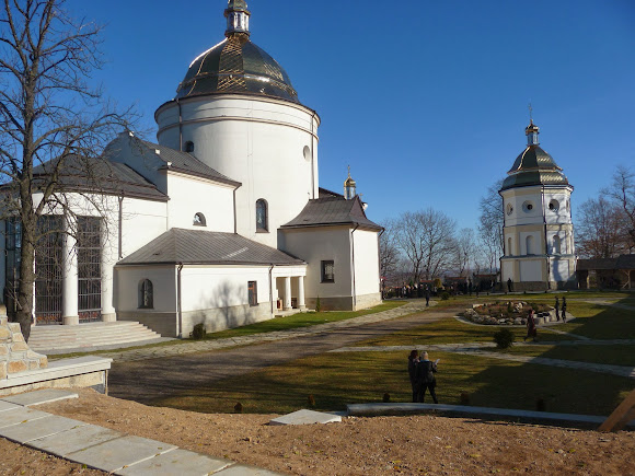 Гошевский Свято-Преображенский монастырь
