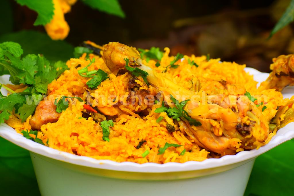 Tasty Chicken Biryani Recipe Chicken Recipe How To Make Chicken