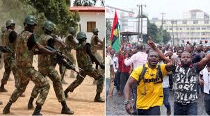 PYTHON DANCE II: Ebonyi Rejects, Snubs Military Medical Aid