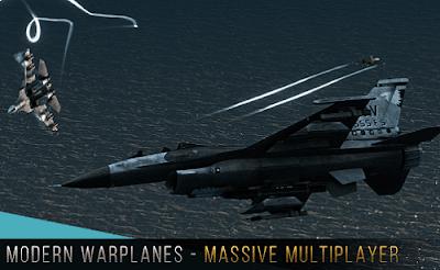 Modern Warplanes v1.1 Mod Apk (Mega Mod)1
